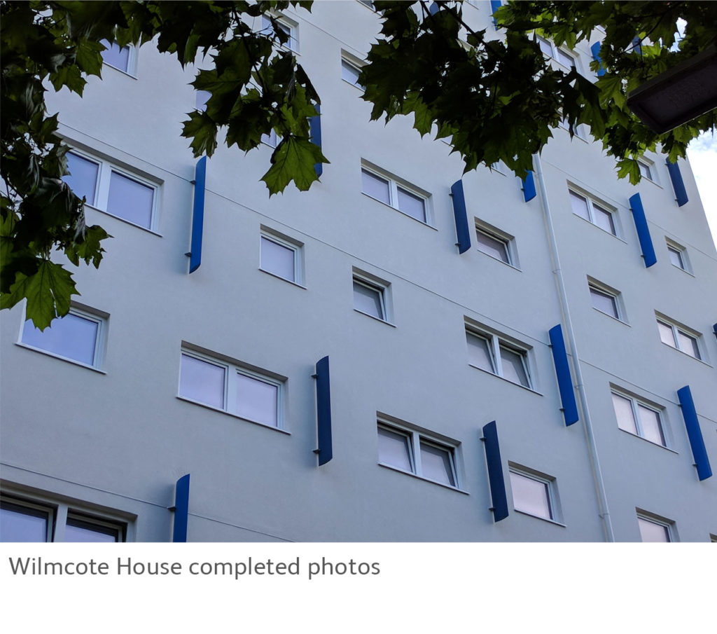 Wilmcoe House retrofit to the EnerPHit standard completed photo