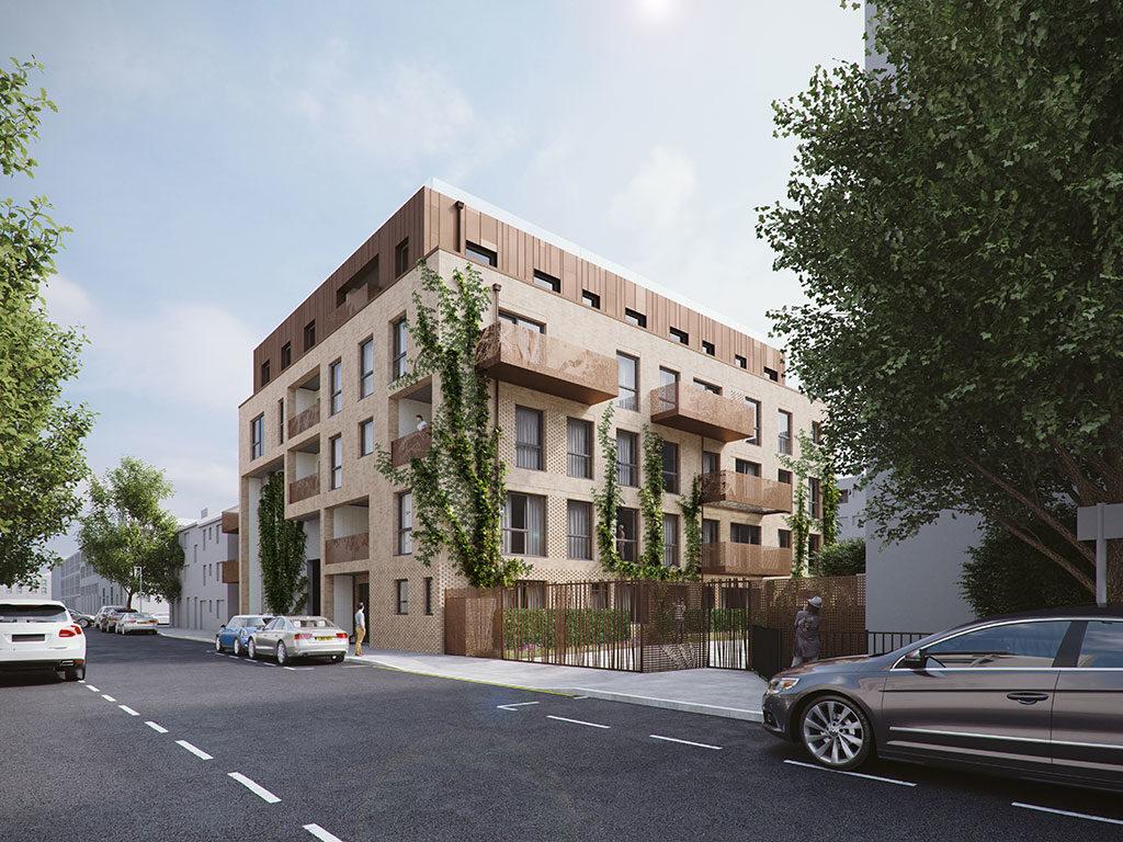 Ashbridge Street, Westminster was designed using Passivhaus principals and was winner of the Constructing Excellence BIM / Digital Construction Awards.