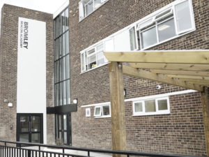 Bromley Beacon Academy SEND workshop facility