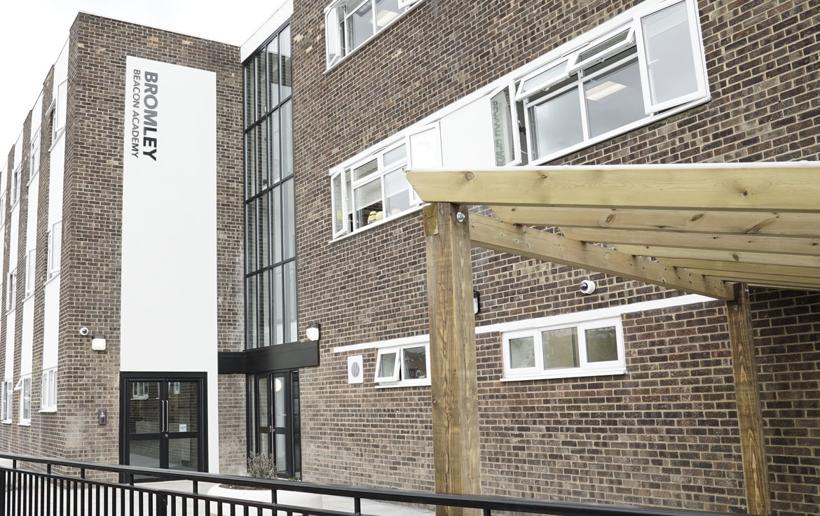 Bromley Beacon Academy SEND workshop facility