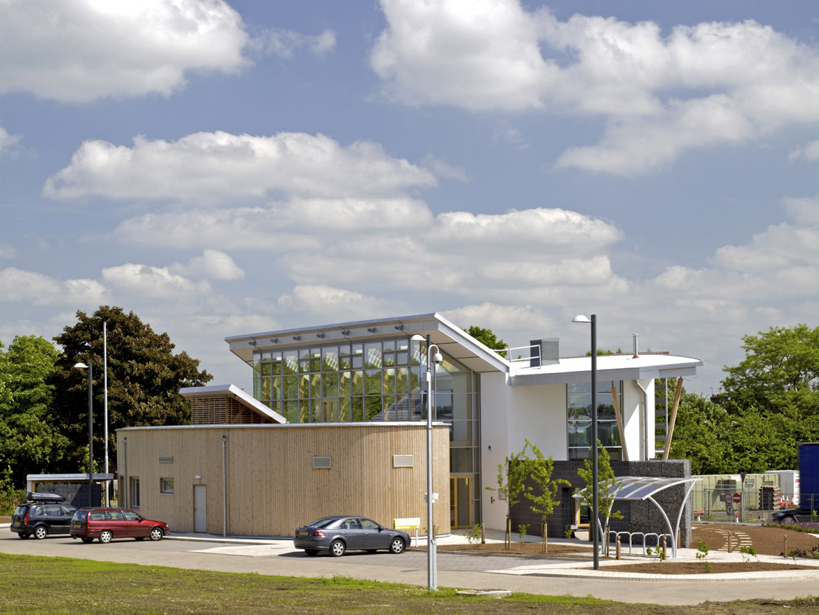 Wolseley Sustainable Building Centre