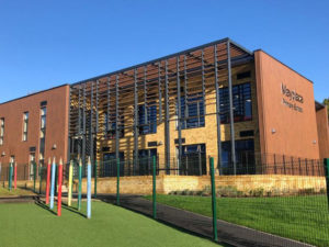 Mayplace School - 1FE expansion including new classroom block, reception class extension & new entrance