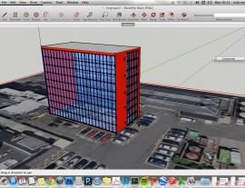 U of G building - energy model