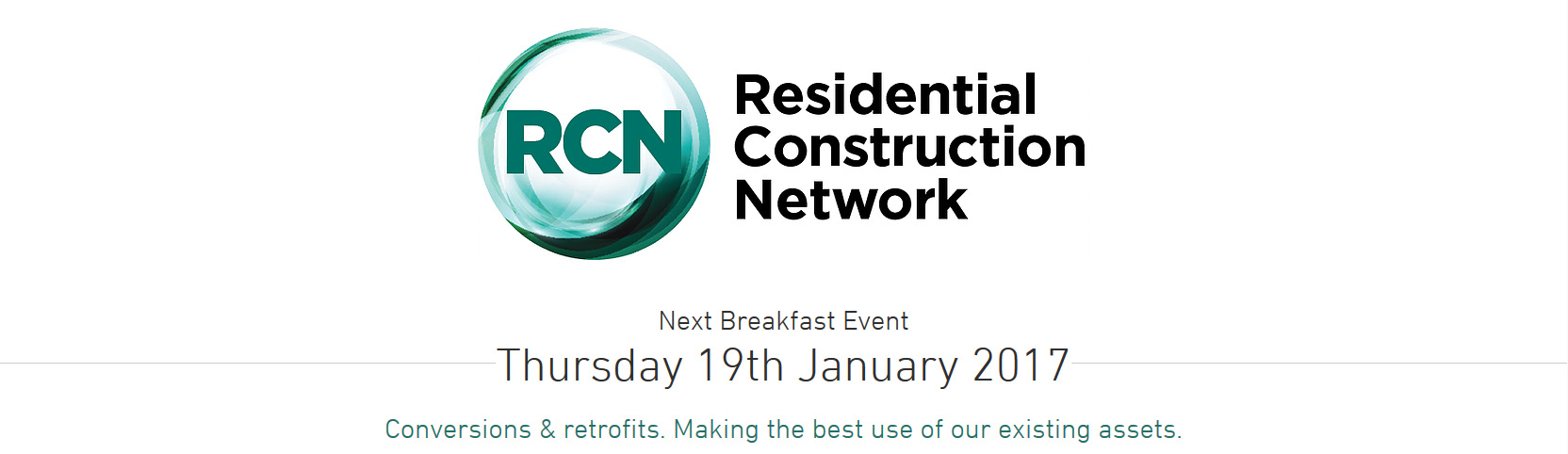 Residential construction network free breakfast event for Contractors network