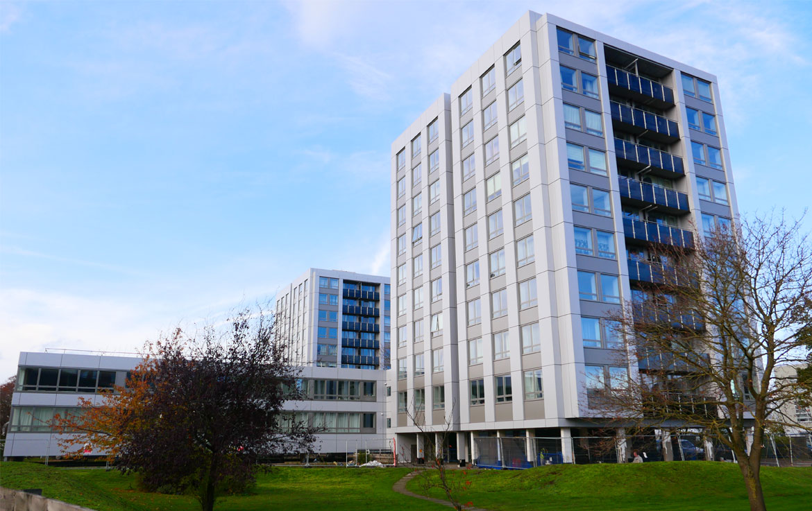 Wellington Close: a residential tower recladding project