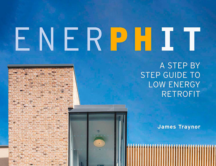 Click for article re: publication of EnerPHit - a step by step guide to retrofit