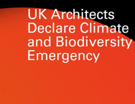 ECD Architects have signed up to the Architects Declare campaign.