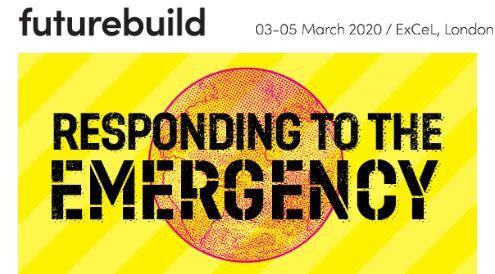 ECD within the Retrofit Zone at FutureBuild responding to Climate Change