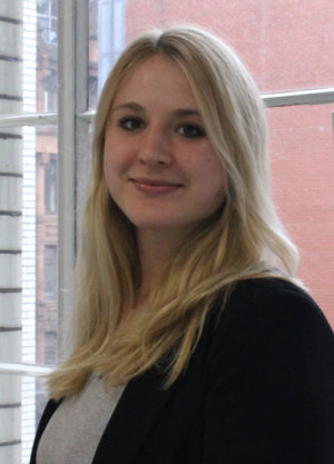 Karolina Petruskeviciute - Architectural Assistant at ECD Architects