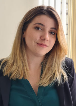 Viktoria Georgieva is a Part 1 Architectural Assistant with an interest in human's nature and needs.