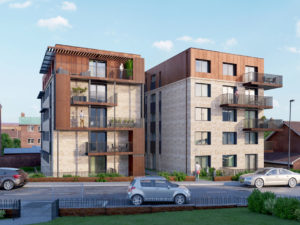 Image of RAMPhaus - a Deep retrofit to achieve net zero carbon (in-use) and provide new homes