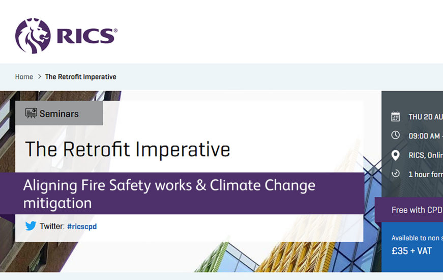 News article: James Traynor to present RICS CPD