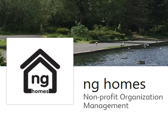 ECD Architects has been appointed to the ng homes 4 year framework.