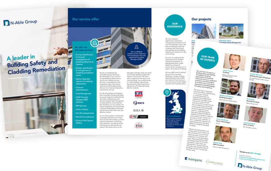 Together, ECD and Keegans are experts in Building Safety and Cladding Remediation
