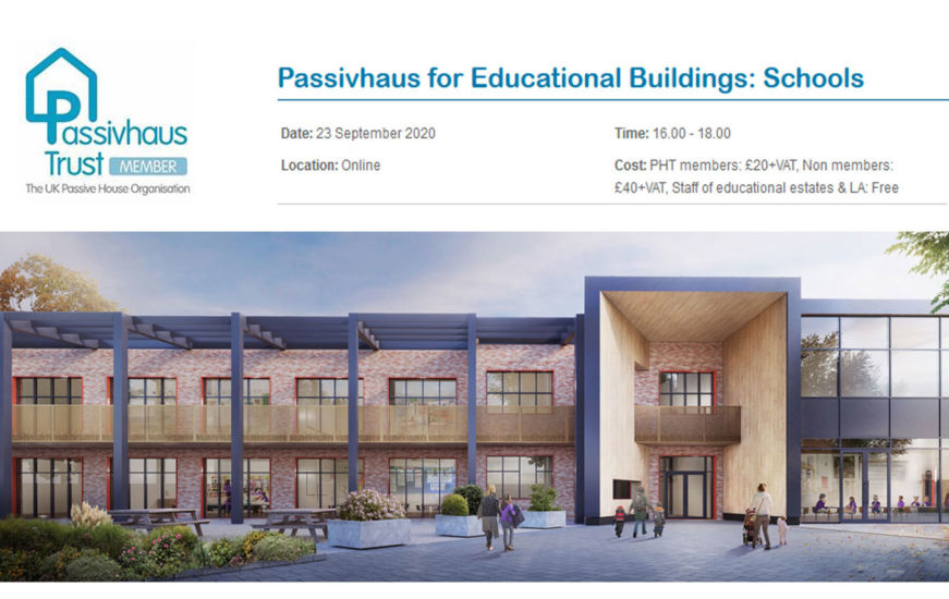 Thornhill Primary School - a Passivhaus school for Central Bedfordshire