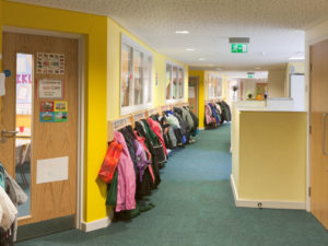 Castle Hill Primary School Classroom extension and new hall