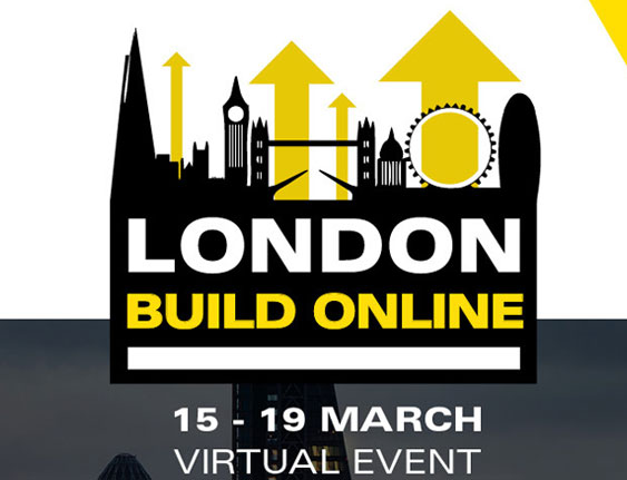 ECD and Keegans on London Build Online Fabric First Panel