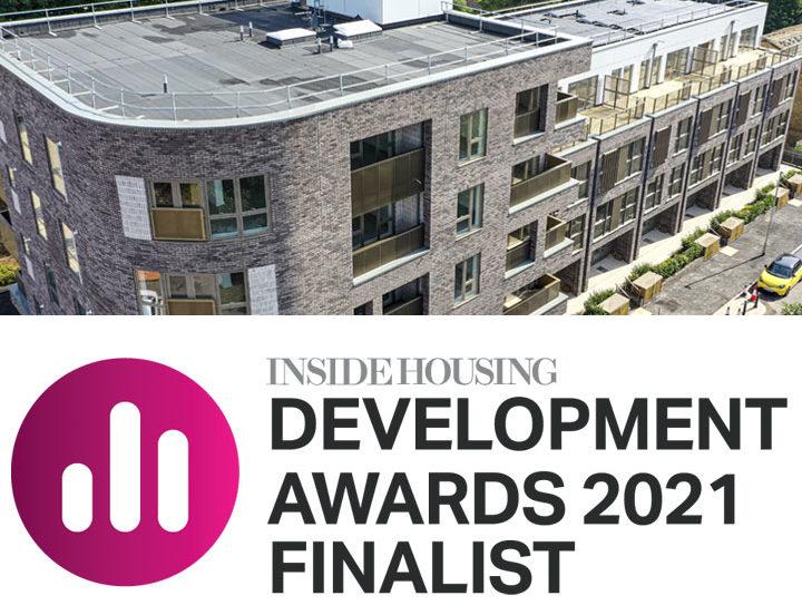 Alma Court - award winning affordable homes