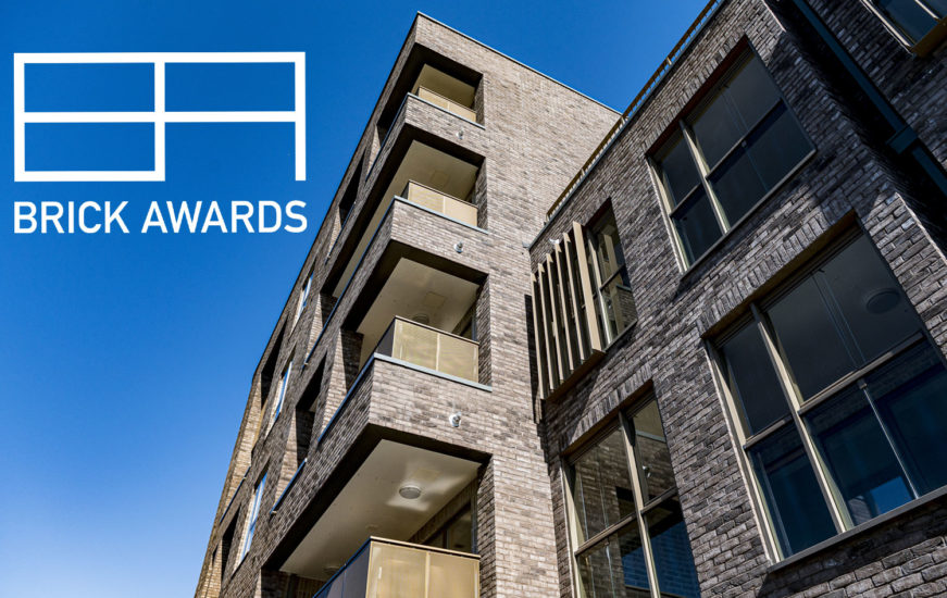 Alma Court Shortlisted for Brick Award