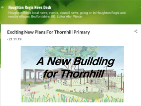 ECD Architects have been appointed by Central Bedfordshire Council to deliver a Passivhaus expansion scheme to the existing Thornhill Primary School, located in Houghton Regis.