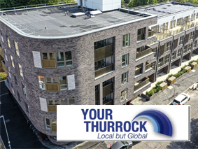 Thurrock Council's five-storey residential development at the former Tops Social Club site (Alma Court), in Argent Street, Grays, was named the winner of the 'Housing Schemes under 50 homes' category.